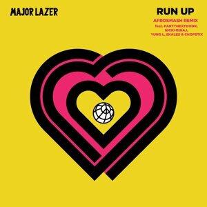 Run Up (feat. PARTYNEXTDOOR, Nicki Minaj, Yung L, Skales & Chopstix) - Afrosmash Remix