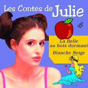 Les Contes de Julie 4 - La Belle au Bois-Dormant & Blanche-Neige