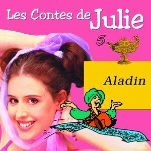Les Contes de Julie 5 - Aladin
