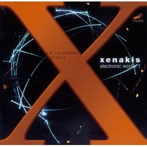 Xenakis: La Legend D'eer For Multichannel Tape