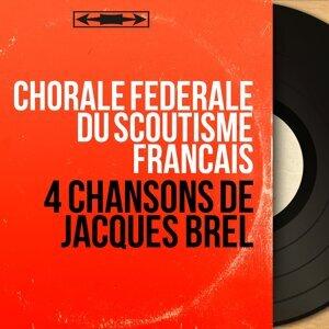 4 Chansons de Jacques Brel - Mono Version