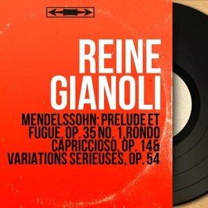 Mendelssohn: Prélude et fugue, Op. 35 No. 1, Rondo capriccioso, Op. 14 & Variations sérieuses, Op. 54 - Mono Version