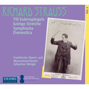 Richard Strauss: Till Eulenspiegels lustige Streiche & Symphonia Domestica