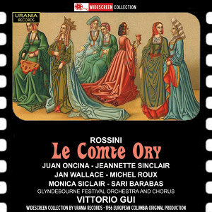 Rossini: Le comte Ory (The Count Ory)