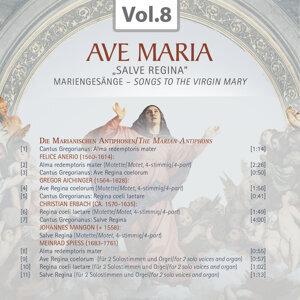 Ave Maria (Praise of the Virgin Mary Through the Centuries), Vol. 8