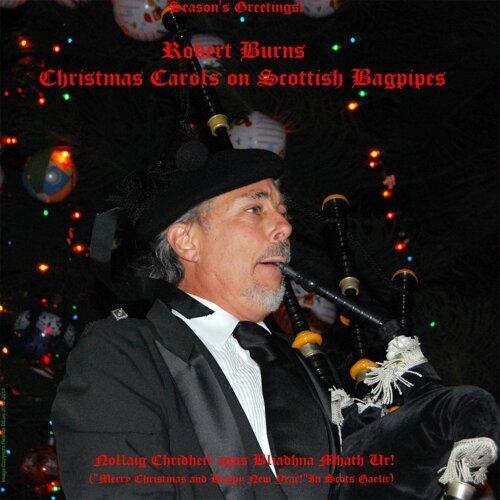 Christmas Carols On Scottish Bagpipes