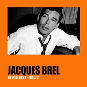 Jacques Brel at His Best Vol. 2