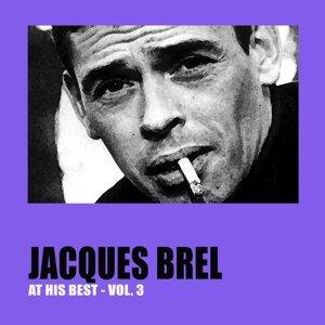 Jacques Brel at His Best Vol. 3