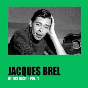 Jacques Brel at His Best Vol. 1