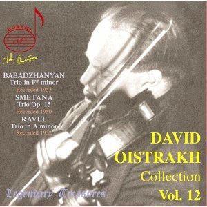 David Oistrakh Collection, Vol. 12: Trios