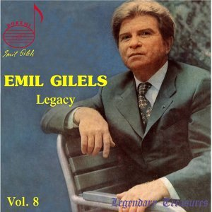 Emil Gilels Legacy, Vol. 8: Studio & Live Recordings (1950-1963)