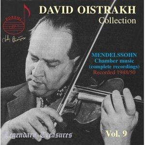 Oistrakh Collection, Vol. 9: Mendelssohn Piano Trios