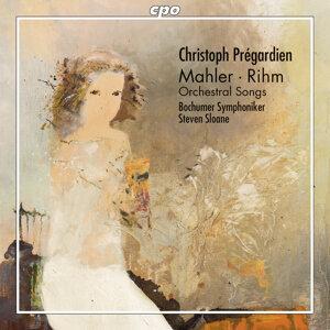 Mahler & Rihm: Orchestral Songs