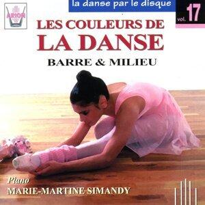 La danse par le disque, vol. 17 : Les couleurs de la danse