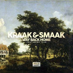 Way Back Home (feat. Ivar) - Single