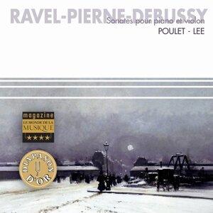 Ravel, Pierne, Debussy : Sonates pour piano & violon