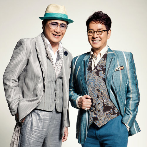 阿Sam與阿Tam - Happy Together Version Album cover