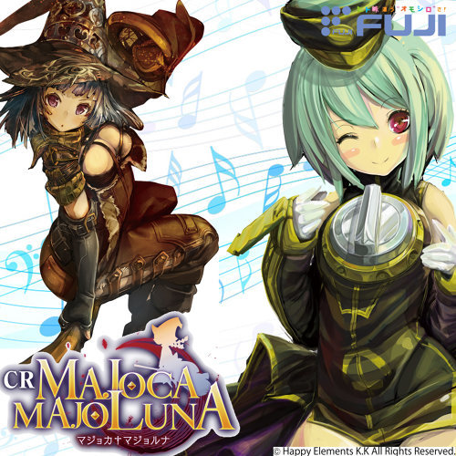 CRマジョカ†マジョルナ オリジナルサウンドトラック (CR MAJOCA MAJOLUNA original sound track)