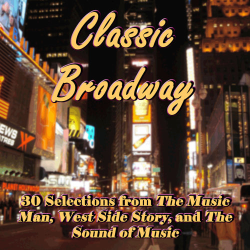Studio Group - West Side Story, The Sound of Music, The