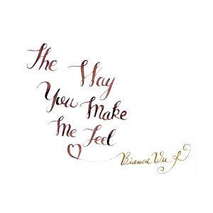 The Way You Make Me Feel 搶先聽