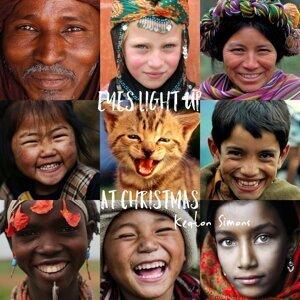 Eyes Light Up at Christmas
