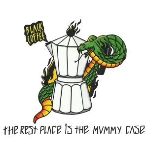 The Rest Place Is the Mummy Case