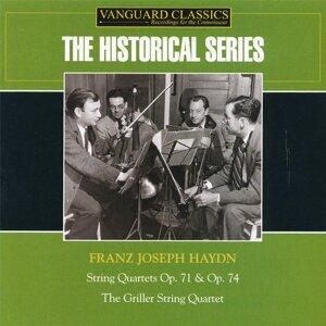 Haydn - String Quartets Op. 71 & Op. 74