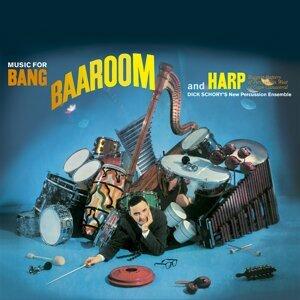 Music for Bang, Baa-Room and Harp