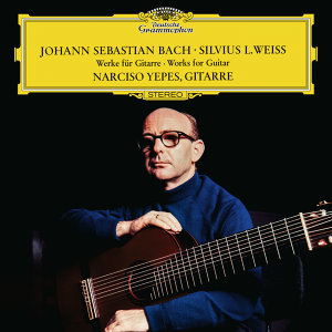 J.S. Bach / Weiss: Works For Guitar