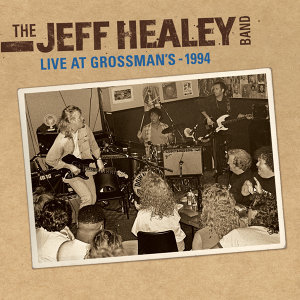 Live At Grossman's - 1994