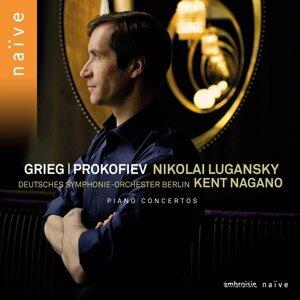 Prokofiev, Grieg: Piano Concertos
