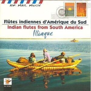 Amérique du Sud - South America: Indian flutes / Flûtes indiennes - Air Mail Music Collection