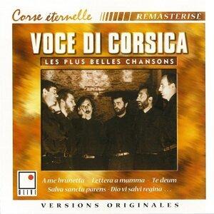 Voce di Corsica - Les plus belles chansons