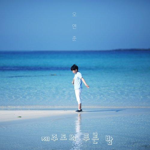 The Blue Night Of Jeju Island