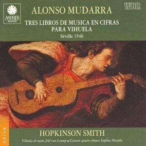 Mudarra: Tres Libros de Música en Cifras para Vihuela