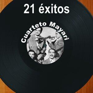 21 Éxitos: Cuarteto Mayari