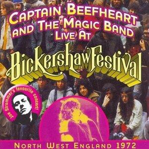 Captain Beefheart Live at Bickershaw 1972