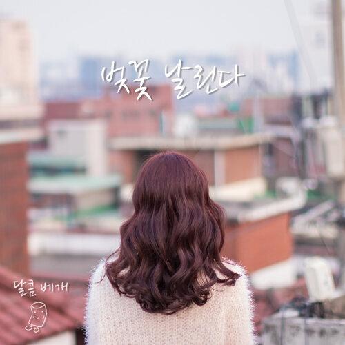 Cherry blossoms falling - 달콤 베개
