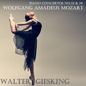 Mozart: Piano Concertos No. 23 & No. 24
