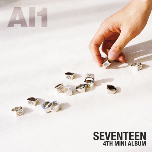 韓語迷你4輯Al1 (4th Mini Album Al1)