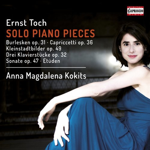 Toch: Solo Piano Pieces