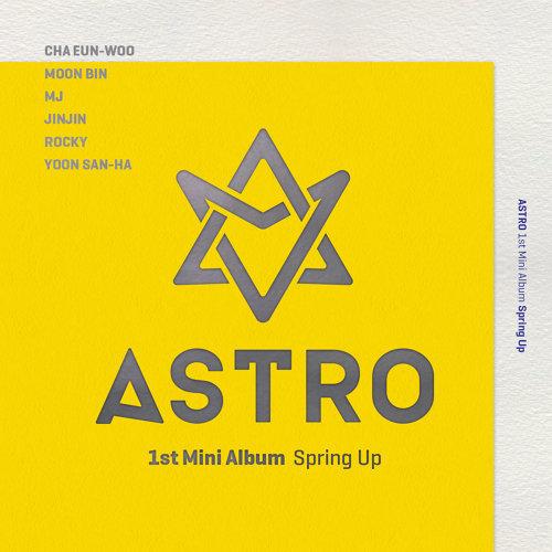 Spring Up - 1st Mini Album