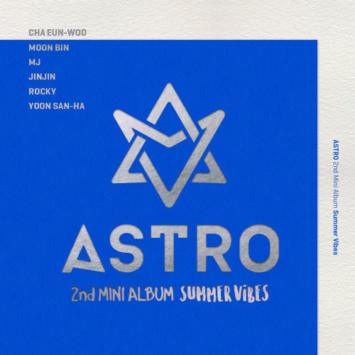 Summer Vibes - 2nd Mini Album