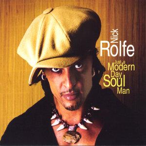 Just a Modern Day Soul Man