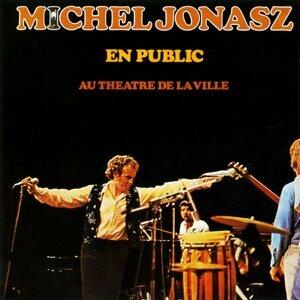 Michel Jonasz en public au Théâtre de la Ville