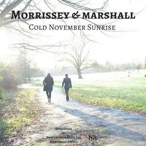 Cold November Sunrise