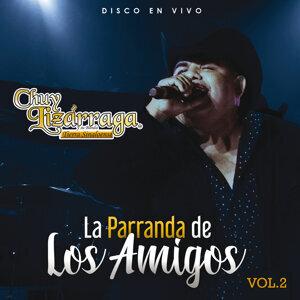 La Parranda De Los Amigos - Vol. 2 / En Vivo