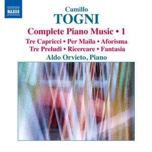 Togni: Complete Piano Music, Vol. 1