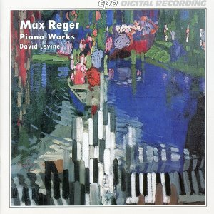 Reger: Piano Works