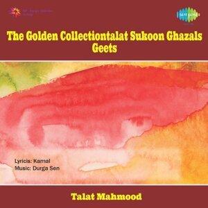 The Golden Collectiontalat Sukoon Ghazals Geets
